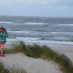 Dünen und Meer, Henne Strand, Dänemark