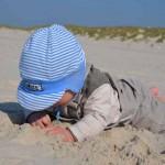 Sand schmecken, Henne Strand, Dänemark