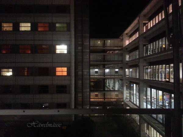 Krankenhaus Fenster