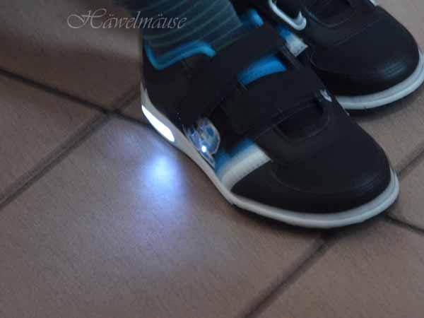 blinkende Schuhe, Blinkies