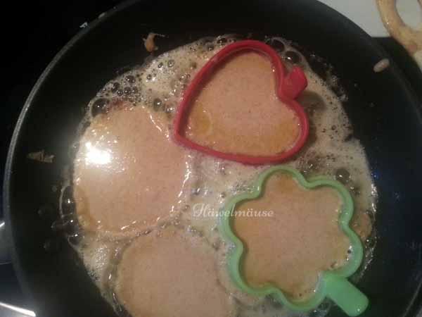 Pfannkuchen laktosefrei