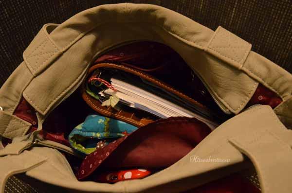 Handtasche Zwei