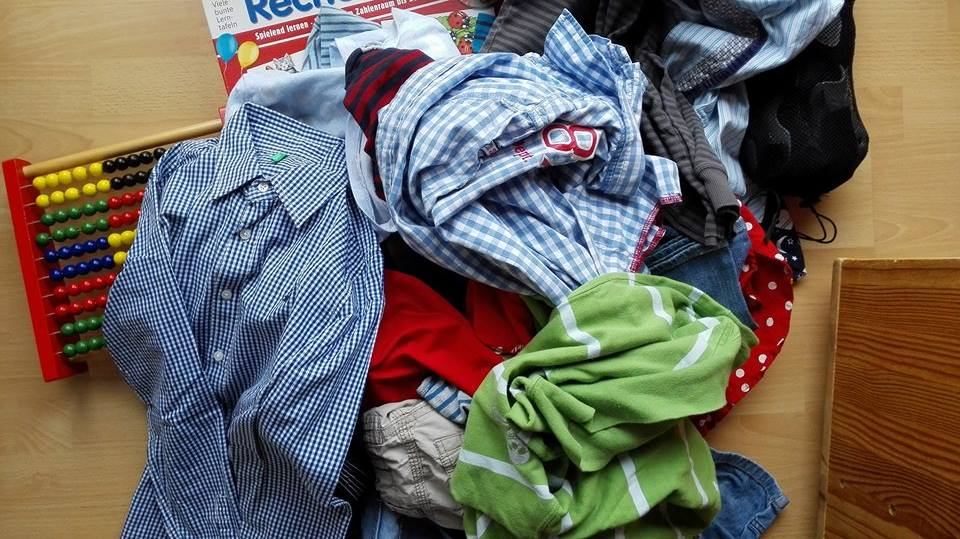 Flohmarkt Kleidung