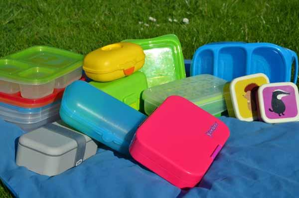 Lunchboxen, Bentoboxen, Brotdosen