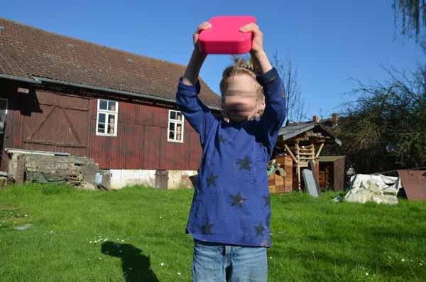 Lunchbox Test: Dichtigkeit