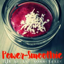 Power Sommer Smoothie