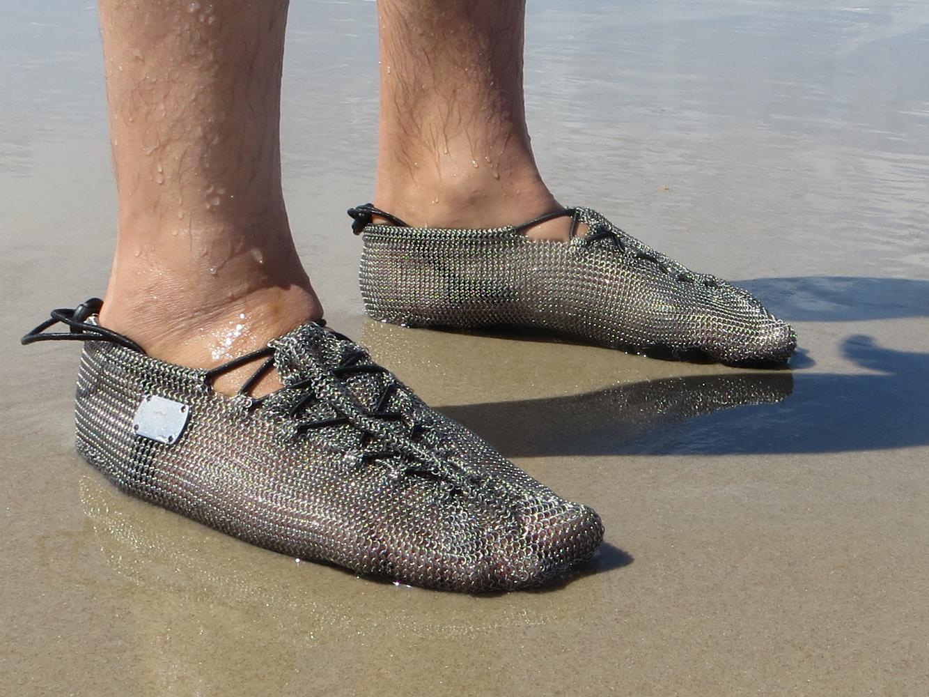 GoSt-Barefoots Paleos®CLASSIC - Ein Hingucker: Zu Lande, ...