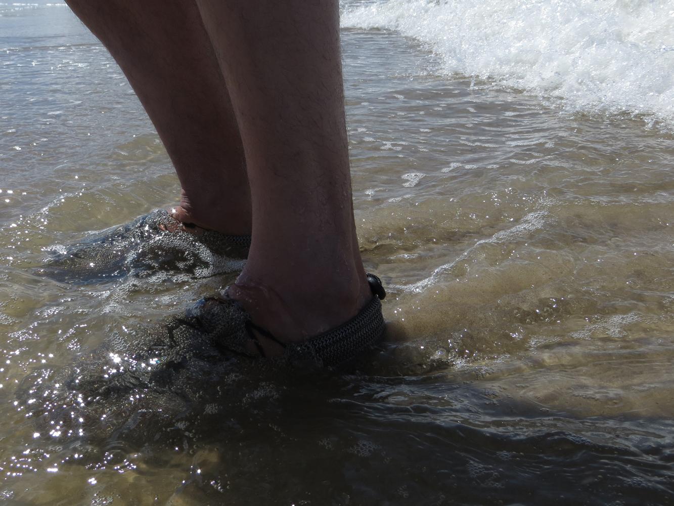 GoSt-Barefoots Paleos®CLASSIC - zu Wasser