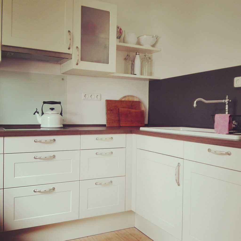 Clantreffen Küche putzen